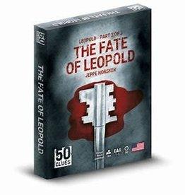 Blackrock Games Précommande: 50 Clues: The Fate Of Leopold (#3) (EN) Q1 2021