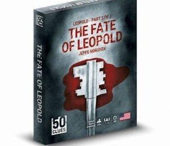 50 Clues: The Fate Of Leopold (#3) (EN)
