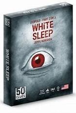 Blackrock Games 50 Clues: White Sleep (#2) (EN)