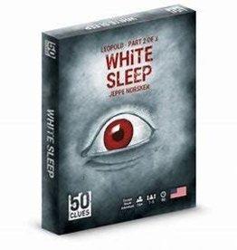 Blackrock Games Précommande: 50 Clues: White Sleep (#2) (EN) Q1 2021