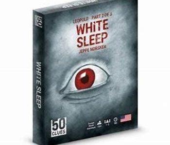 50 Clues: White Sleep (#2) (EN)