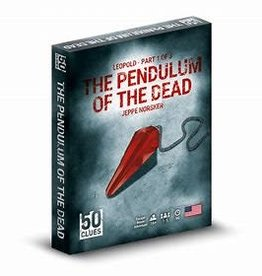 Blackrock Games 50 Clues: The Pendulum Of The Dead (#1) (EN)