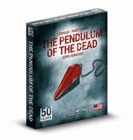 Blackrock Games Précommande: Clues: The Pendulum Of The Dead (#1) (EN) Q1 2021