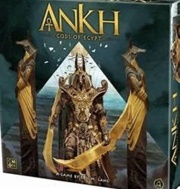 CMON Limited Précommande: Ankh: Gods Of Egypt (EN) Q1 2021