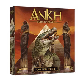 CMON Limited Précommande: Ankh: Gods Of Egypt: Ext. Guardians (EN)