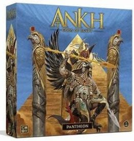 CMON Limited Précommande: Ankh: Gods Of Egypt: Ext. Pantheon (EN) Q2 2021