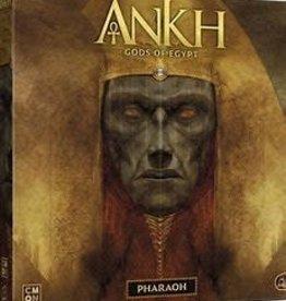 CMON Limited Précommande: Ankh: Gods Of Egypt: Ext. Pharaoh (EN)