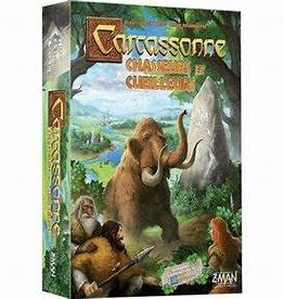 Z-Man Games, Inc. Carcassonne: Chasseurs Et Cueilleurs (FR)
