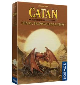 Thames & Kosmos Précommande: Catan: Ext. Trésors, Dragon Et Explorateurs (FR)