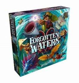 Plaid Hat Games Précommande: Forgotten Waters (FR) Q1 2021