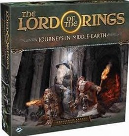 Fantasy Flight Games The Lord Of The Rings: Journeys In Middle-Earth: Ext. Shadowed Paths (EN)