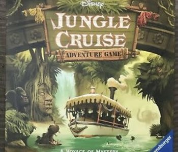 Disney Jungle Cruise (EN)