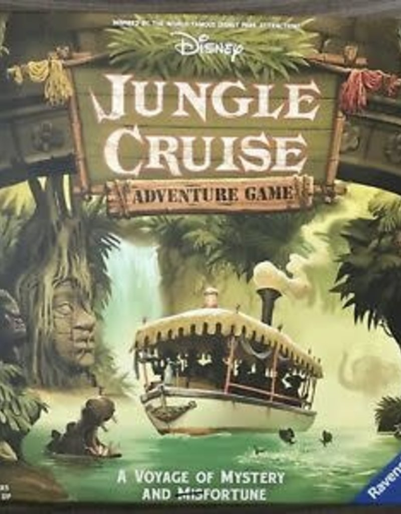 Ravensburger Disney Jungle Cruise (EN)