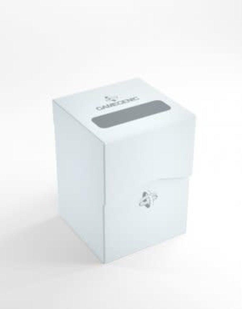 Gamegenic Deck Box: Blanc (100ct)