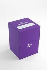 Gamegenic Deck Box: Violet (100ct)