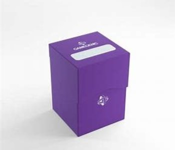 Deck Box: Violet (100ct)