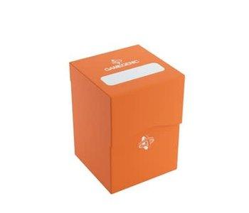 Deck Box: Orange (100ct)