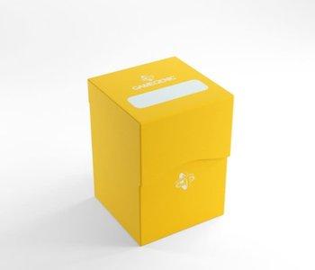 Deck Box: Jaune (100ct)