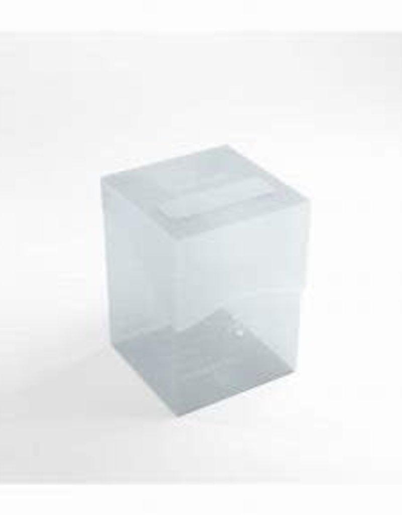 Gamegenic Deck Box: Transparent (100ct)