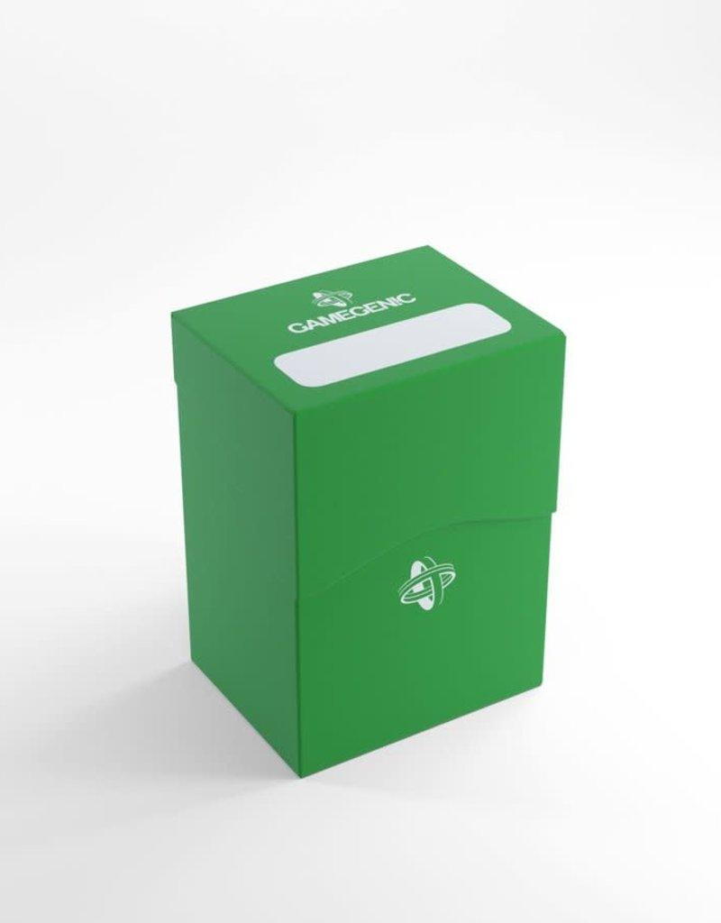 Gamegenic Deck Box: Vert (100ct)