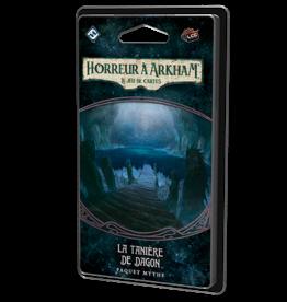 Fantasy Flight Games Précommande: Horreur A Arkham JCE: Ext. La Tanière de Dagon (FR) Q1 2021