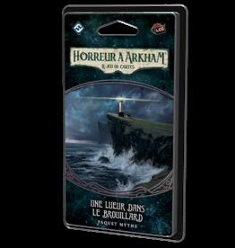Fantasy Flight Games Précommande: Horreur A Arkham JCE: Ext. Une Lueur Dans Le Brouillard (FR) Q1 2021