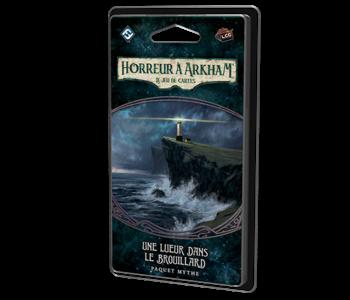 Horreur A Arkham JCE: Ext. Une Lueur Dans Le Brouillard (FR)