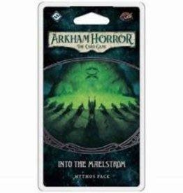 Fantasy Flight Games Horreur A Arkham JCE: Dans le Maelstrom (FR)