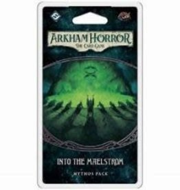 Fantasy Flight Games Précommande: Horreur A Arkham JCE: Into The Maelstrom (FR) Q2 2021