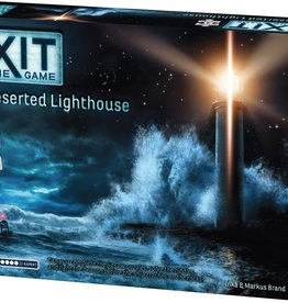Thames & Kosmos Précommande: Exit: The Deserted Lighthouse (With Puzzle) (EN) Q2 2021