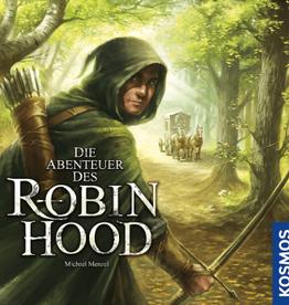 Thames & Kosmos Précommande: The Adventures Of Robin Hood (EN)