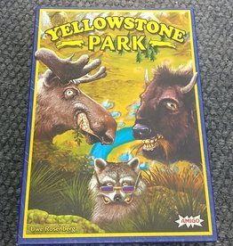 YellowStone Park (ALL- FR) Usagé