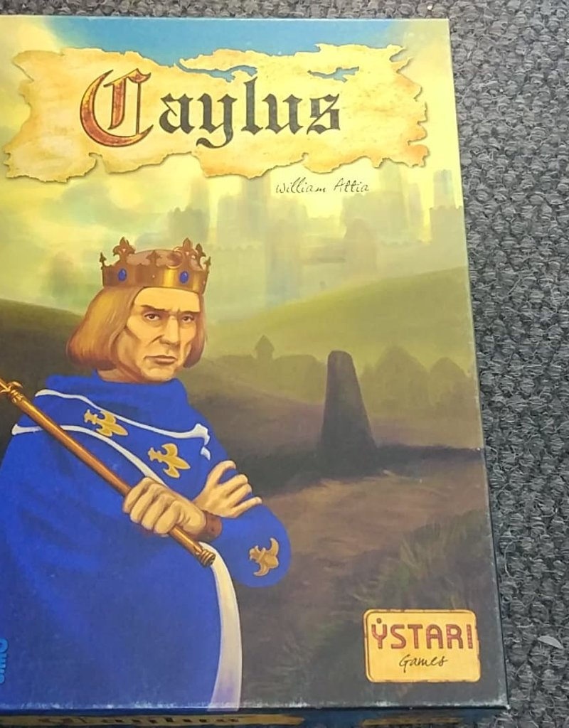 Caylus (ML) Usagé (ystari) (+Tuile Jewel)