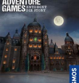 Thames & Kosmos Précommande: Adventure Games: The Grand Hotel Abaddon (EN)