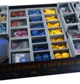 Folded Space Précommande: Folded Space: Twilight Imperium Prophecy Of King Q2 2021