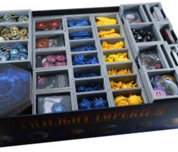 Folded Space: Twilight Imperium Prophecy Of King