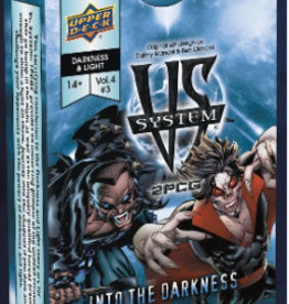 Upper Deck Précommande: VS System 2PCG: Marvel: Into The Darkness (EN) Q2 2021