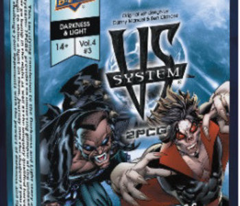 VS System 2PCG: Marvel: Into The Darkness (EN)