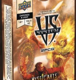 Upper Deck VS System 2PCG: Marvel: Mystic Arts (EN)