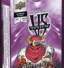 Upper Deck VS System 2PCG: Marvel: Masters Of Evil (EN)