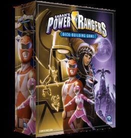 Renegade Game Studios Précommande: Power Rangers Deck Building Game (EN)