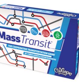 Calliope Games Précommande: Mass Transit (EN) Q1 2021