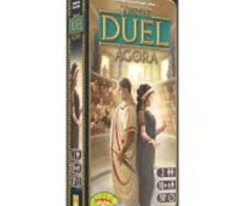 7 Wonders Duel: Ext. Agora (EN)