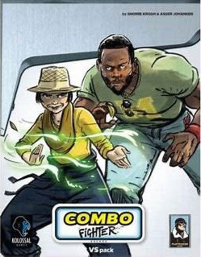 Matagot Combo Fighter: Baako & Yoshida (EN)