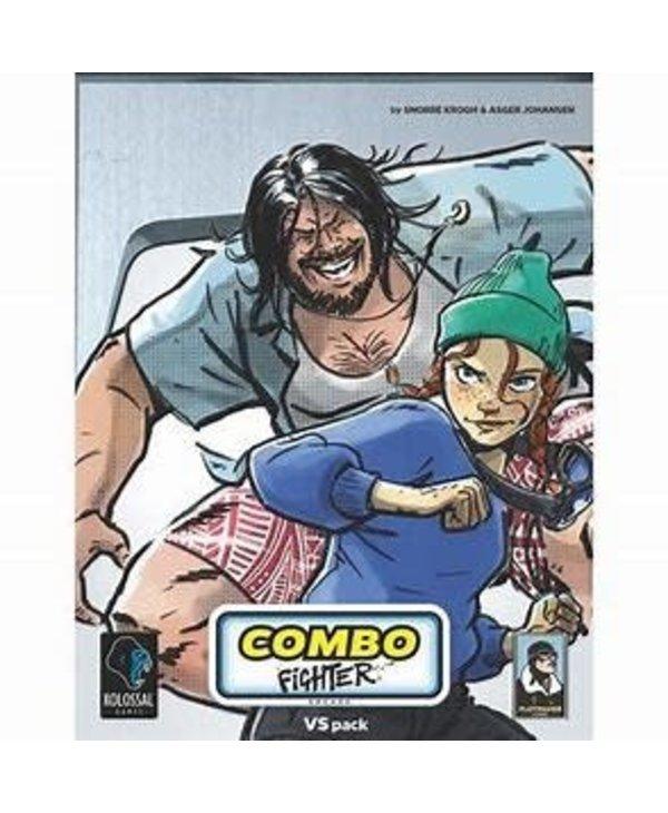 Combo Fighter: Sno Storm & Manava (EN)