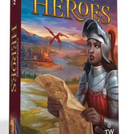 Thunderworks Games Précommande: Cartographers Heroes (EN)