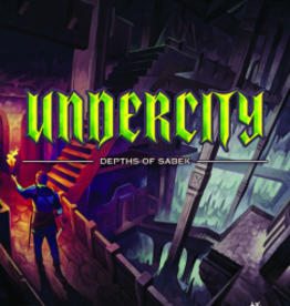 Thunderworks Games Précommande: Cartographers Heroes Map Pack 3: Undercity (EN)