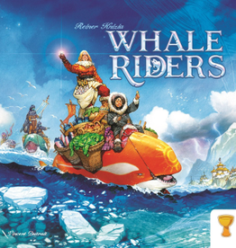 Grail Games Précommande: Whale Riders (EN)