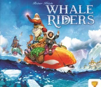 Précommande: Whale Riders (EN)