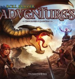 Thunderworks Games Précommande: Roll Player Adventures (EN)